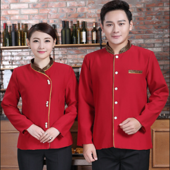 G11-381 Classic Waiter & Waitress Uniforms