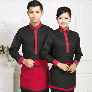 G11-382 Waiter & Waitress Uniforms