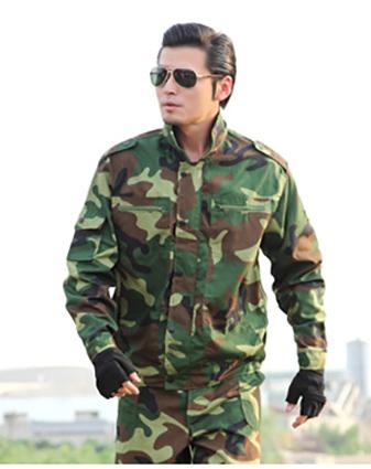 G14-317 Camouflage Military Uniform