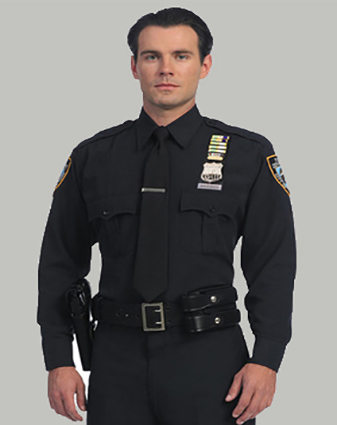 G14-318 Police Uniforms