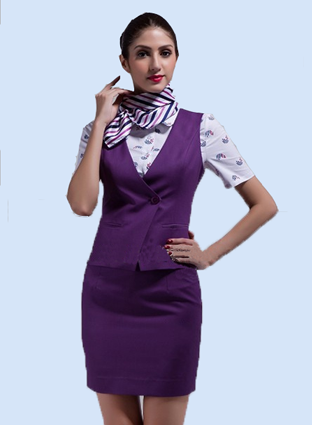 G5-352 Flight Attendant Uniforms