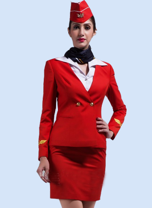 G5-356 Stewardess Uniforms