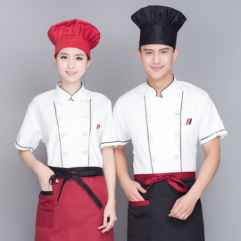 G6-310 Hot sale Chef's Uniforms