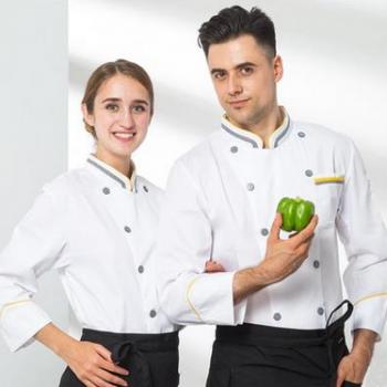 G6-350 Chef's Uniforms