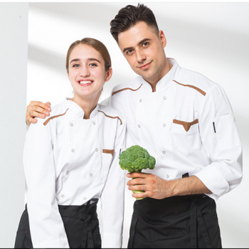 G6-355  Chef's Uniforms in White