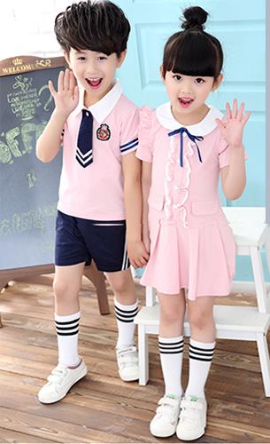 G8-361 School Uniforms for summer