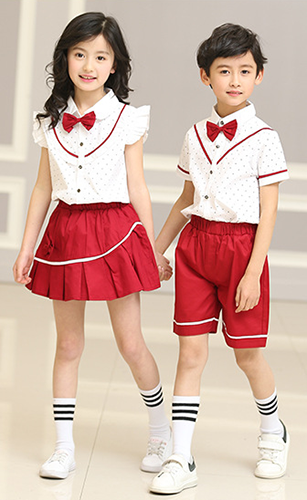 G8-362 newly style School Uniforms