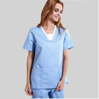 G9-327 Women's Medical Scrub Sets
