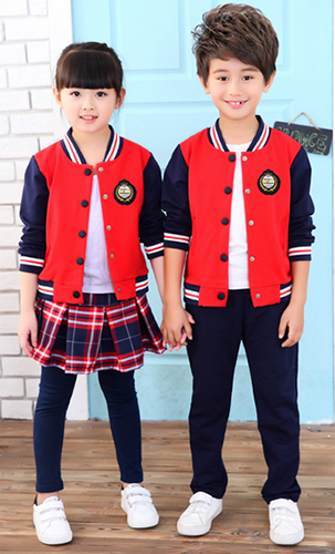 G8-328 adorable lovely primary school uniforms high quality