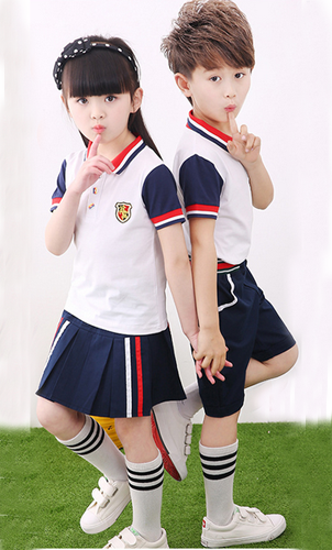 G8-503 wholesale hotsale  high quality primary school uniforms