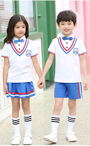 G8-504 adorable primary student uniforms