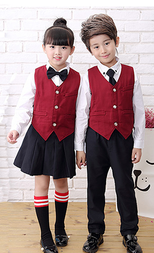 G8-506 classic formal school uniforms