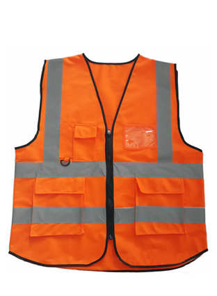 construction workers uniforms, Reflective Vest  0732