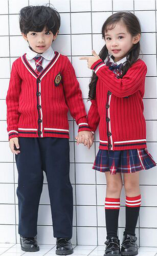 G8-008  school sweater uniforms