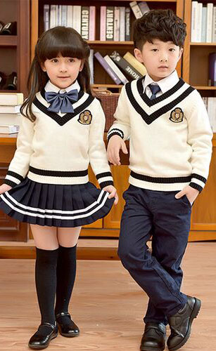 G8-009  school sweater uniforms