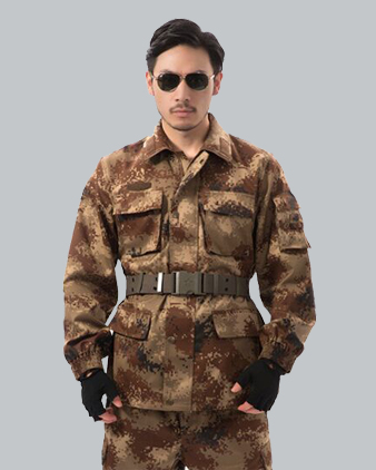 G1-100 Camouflage Military Uniform , Combat Uniforms