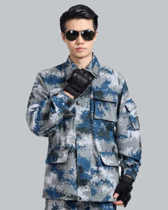 G1-101 Camouflage Military Uniform , Combat Uniforms
