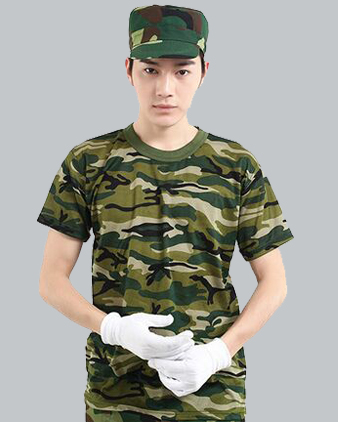 G1-102 Camouflage Military T-shirt , good quality ,